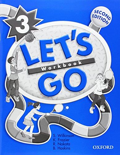 Let's Go 3 . Workbook par Varios Autores
