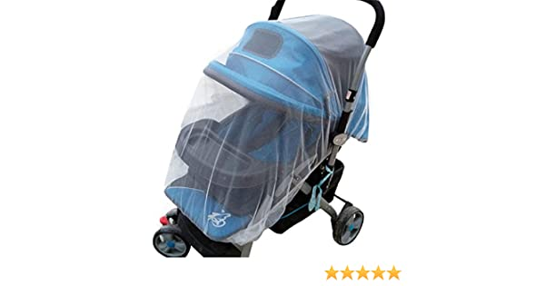 Mosquito Net for Pram Pushchair bonjouree Polyester Mesh Insect Screen Universal