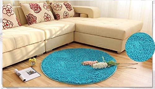 carpet Gewaschen und abgesaugt Durable Teppich Baumwolle Teppich Computer Lounge Sessel Rutschfeste Kaffee Tischset Maschine Tufted Home Daily Mat,120 * 120 cm,# 2 -