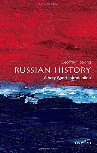 Russian History: A Very Short Introduction by Geoffrey Hosking (2012-04-07)