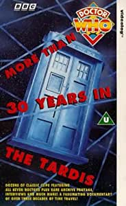 Doctor Who: More Than Thirty Years In The Tardis [VHS]