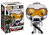 Funko Pop! Games Doom Astronaut Space Marine #90 (Exclusive) by FunKo