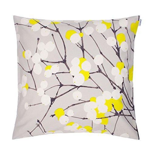 marimekko-lumimarja-kissenhulle-50x50-cm-grau-gelb-schwarz