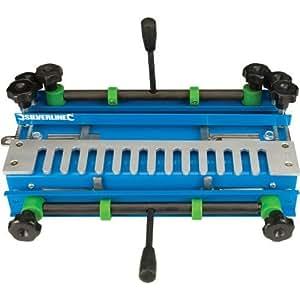 Silverline 633936 Dovetail Jig 300mm Width Capacity by SLTL4