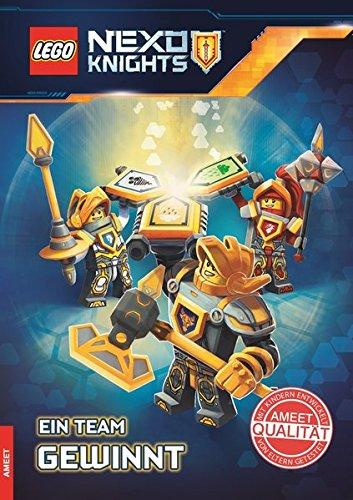 LEGO Nexo Knights - Ein Team gewinnt