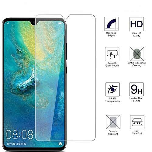 LOUQBH 2 stücke gehärtetes Glas für Huawei Mate 20 10 p20 p10 lite transparent Display für Huawei Mate 10 p20 pro Abdeckung Schutz auf p10 Plus Film hd, für Huawei p10 lite