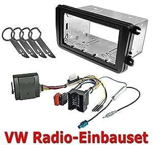 ACV electronic outil 2DIN can-bus pour vW golf 5 6 passat b6 b7 polo 6R eOS touran jetta