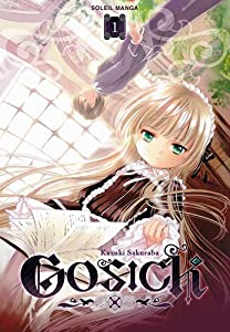 Gosick Edition simple Tome 1