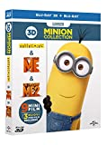 Minion Collection (3 Blu-Ray+3 Blu-Ray 3D) [Import italien]