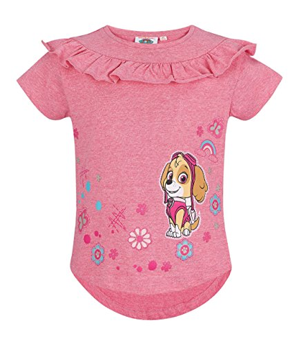 Paw Patrol Mädchen T-Shirt - Pink - 92