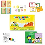 #8: Einstein Box 3B - for 3 year olds (Theme: Jobs & people + Being Safe Outside)