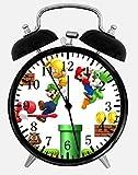 Super Mario Alarm Schreibtisch Uhr 9,5cm Room Decor X09wird ein schönes Geschenk