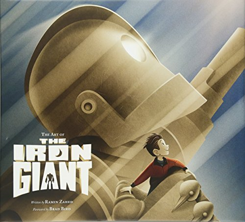 Art of the Iron Giant por Ramin Zahed