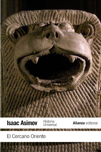El Cercano Oriente (El Libro De Bolsillo - Historia) por Isaac Asimov