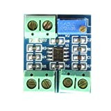 Morza Spannung-Stromwandler Modulspannung 0-5 V zu Strom 0-20MA Signalwandlung Sender DC 10V-30V