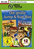 Die große Jump & Run-Box [Green Pepper] -