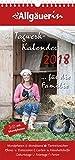 """Tagwerk-Kalender für die Familie """"Die Allgäuerin"""" - AVA-Verlag Allgäu GmbH"""