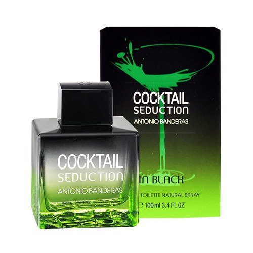 Antonio Banderas Cocktail Seduction In Black Eau De Toilette 100 ml (man)