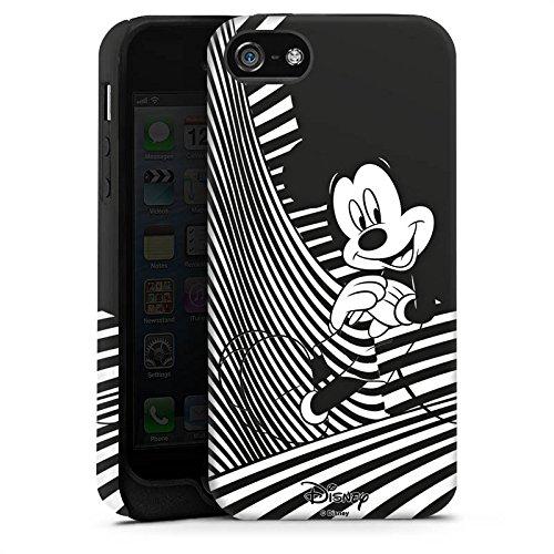 Apple iPhone 8 Tasche Hülle Flip Case Disney Mickey Mouse Geschenke Merchandise Tough Case matt