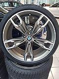 BMW Original M Doppelspeiche 668 M in 20 Zoll G30-G31 in 20 Zoll Sommerkomplettradsatz 5er