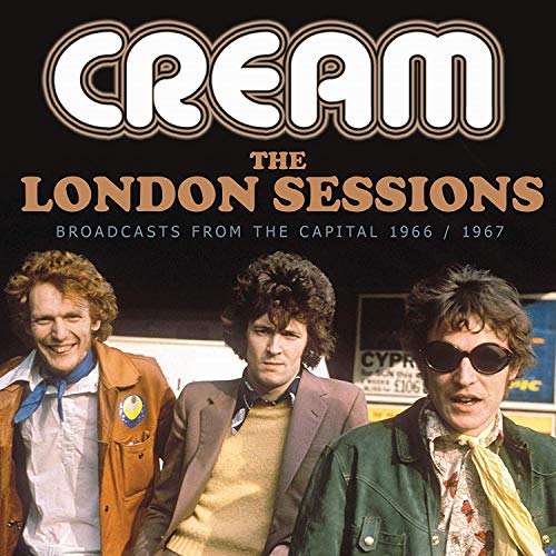 The London Sessions (Sessions London)