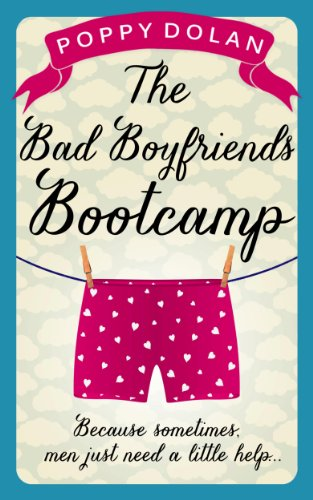 book cover of The Bad Boyfriends Bootcamp