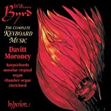 Byrd : Intégrale de la Musique pour Clavier. Moroney.