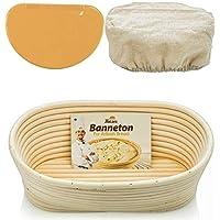 سلة تغطية عجين الخبز بروتفورم من بانيتون