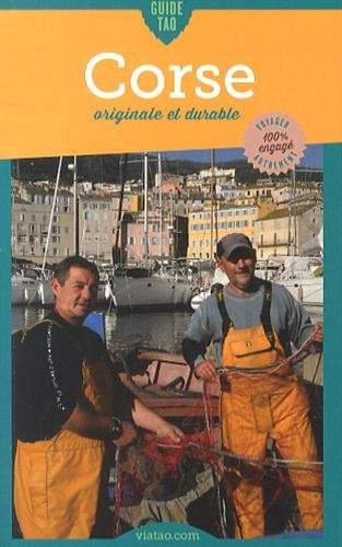 Guide Tao Corse originale et durable