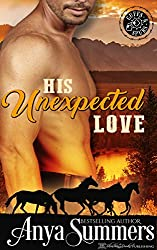 His Unexpected Love: Carter and Jenna, the Beginning (Cuffs and Spurs Book 2)