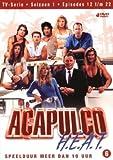Agence Acapulco / Acapulco H.E.A.T.- Season 1 (Ep. 12-22) - 4-DVD Box Set ( Agence Acapulco ) ( Acapulco HEAT - Season One - Episodes Twelve [ Origine Néerlandais, Sans Langue Francaise ]