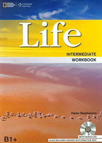 Life. Intermediate. Workbook. Con CD Audio. Per le Scuole superiori: Life. Intermediate B1+ Level. Workbook: 4