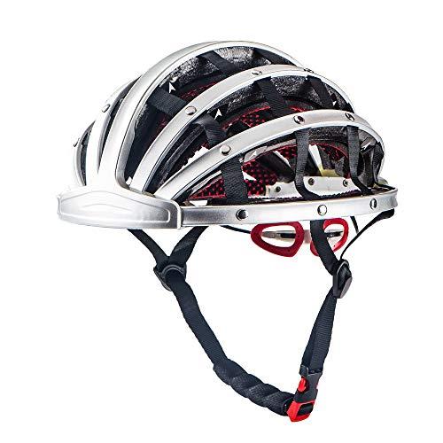 NF Adult Bike Helmet, Foldable F...