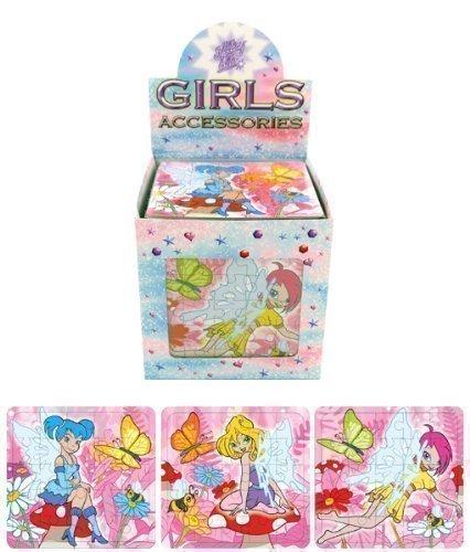 Feen Puzzle Spielzeug Geschenk Kinder Mädchen Party Beutel Füller 6 Stück