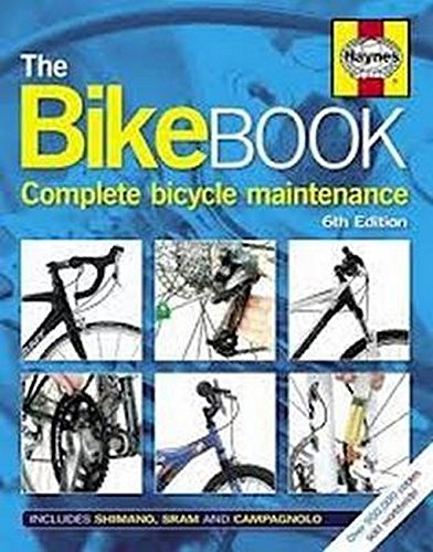 The Bike Book: Complete bicycle maintenance (Haynes) por Mark Storey