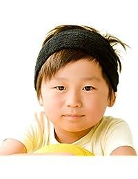 Casualbox niños hecho en Japón niños venda cabello banda deportes elástico