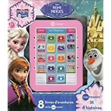 Reine des neiges : Ma tablette de lecture me reader