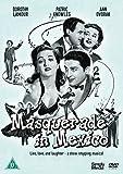 Masquerade In Mexico [DVD]