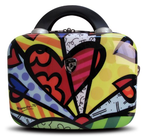 Hardside Beauty Case (PREMIUM DESIGNER Hardside Luggage - Heys Artist Britto A New Day Beauty Case 470579031&Artist&6)