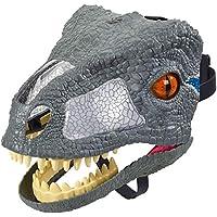 Jurassic World Dino-Máscara con Sonidos, (Mattel FMB74)