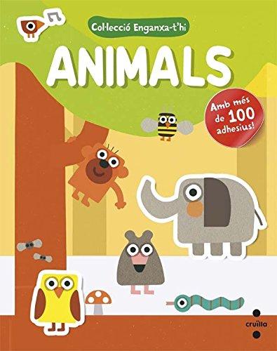 Animals (Enganxa-t'hi) por Gabriel Brandariz Montesinos