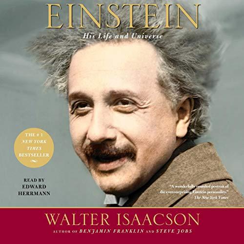 Einstein: His Life and Universe (Einstein Audio)