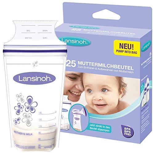 Medela Muttermilchbeutel 50 Stück 180 ml mit Doppelverschluss TOP