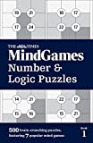 The Times Mind Games Number and Logic Puzzles Book 1: 500 brain-crunching puzzles