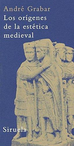 Los orígenes de la estética medieval (La Biblioteca Azul serie mínima)
