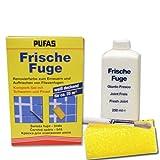 Pufas Frische Fuge - Auffrischen von Fliesenfugen weiß - Komplettset