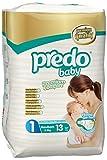 #10: Predo Baby NEWBORN Standard Pack - 2-5 Kg, 13 Pcs