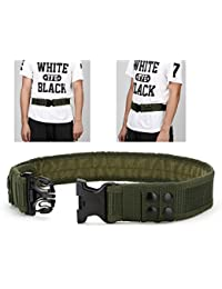 Black Schwarz Military Style 100% Baumwolle Helikon Tex Us T-shirt Army