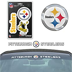 Nfl Pittsburgh Steelers Exterior Auto Kit