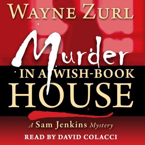 Murder in a Wish-Book House  Audiolibri